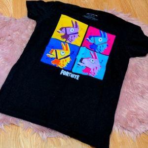 🔥3/30🔥 Fortnite Llama Shirt